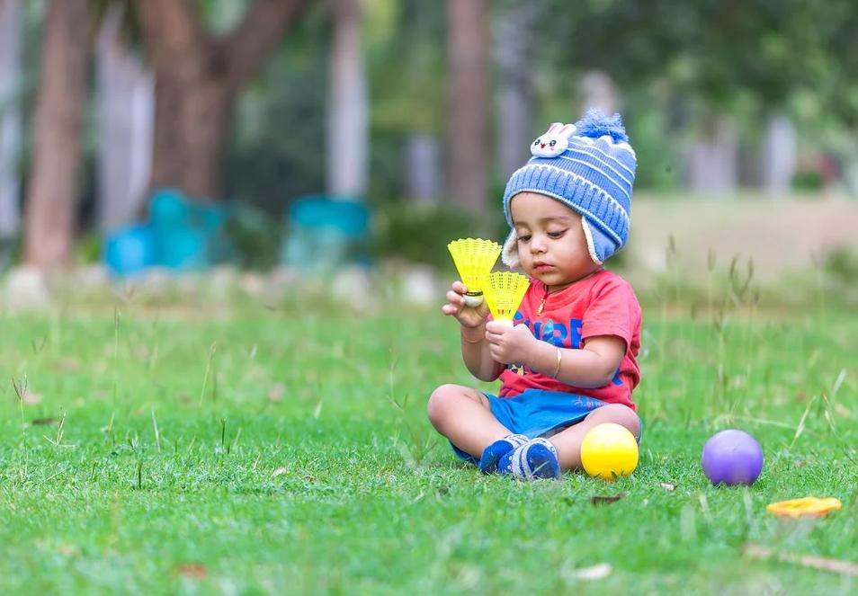 niños preescolares y curso de verano