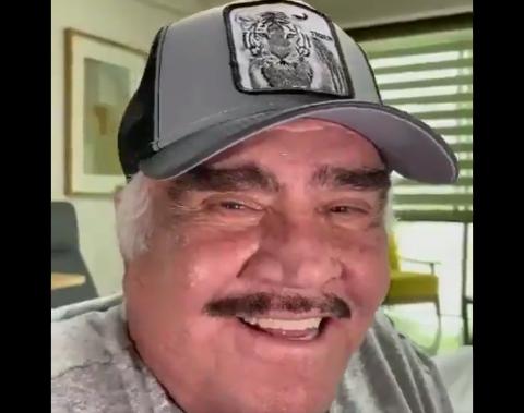 Vicente Fernández hospitalizado