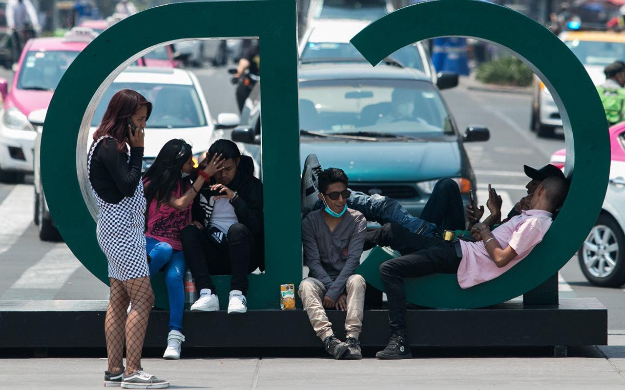Aumentan contagios de Covid entre jóvenes del país: AMLO