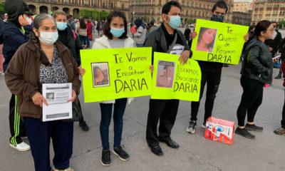 Madre busca a su hija Daria, desapareció la semana pasada