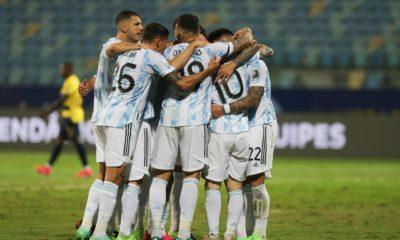 Definidas las semifinales de la Copa América. Foto: Twitter