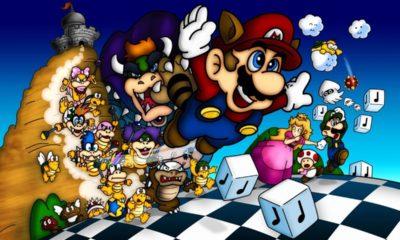 Despidieron a Mario Bros. Foto: Twitter