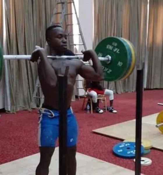 Detienen a deportista Uganés Julius Ssekitoleko. Foto: Twitter