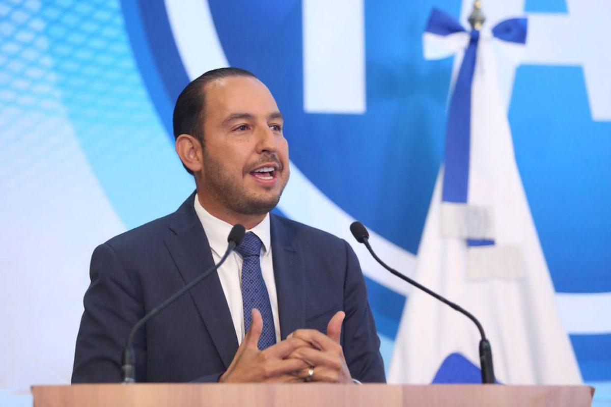 El líder nacional del PAN da positivo a Covid-19