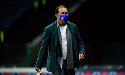 Juan Reynoso renueva con Cruz Azul. Foto: Cuartoscuro