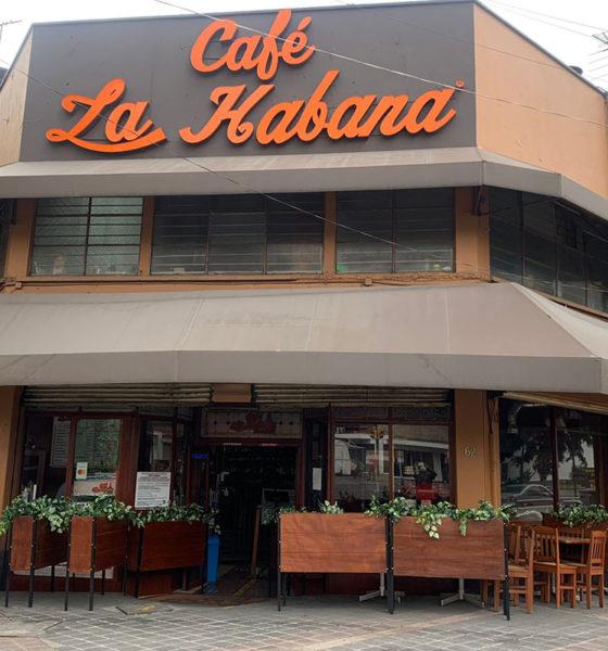 Café La Habana ¿Allí se planeó la Revolución Cubana?