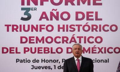 Ningún cártel ha surgido en mi administración, destaca López Obrador