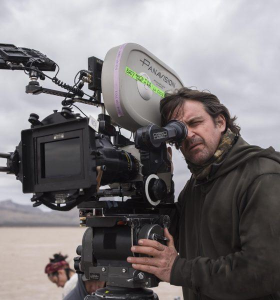Lorenzo Vigas filma La caja