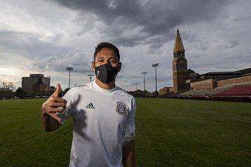Luis Romo podría salir de Cruz Azul. Foto: Twitter