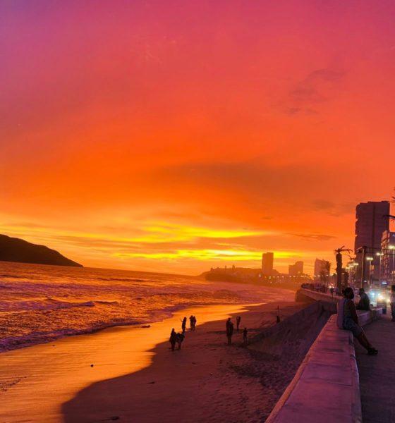 Mazatlán seguirá con la actividad económica. Foto: Twitter