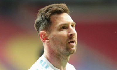 Messi la prioridad en Barcelona. Foto: Twitter