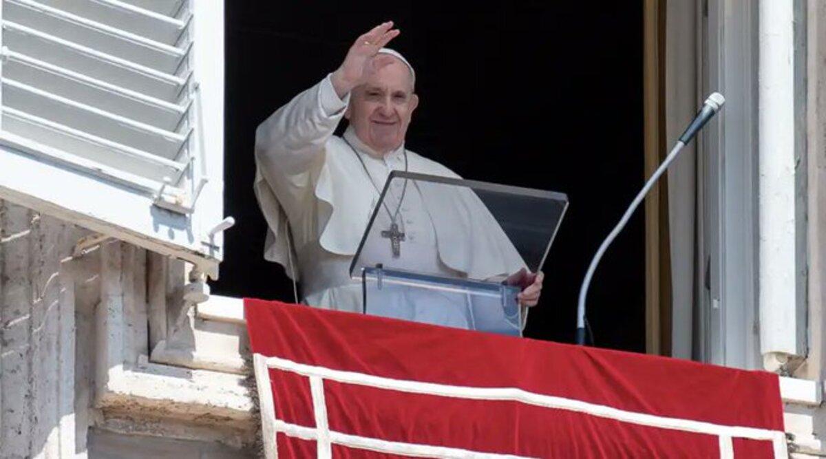 Papa Francisco habló de los Juegos Olímpicos. Foto: Twitter