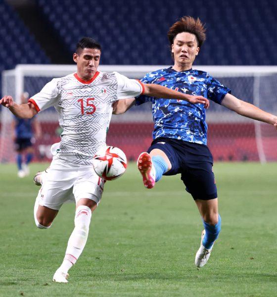 Peligra la selección mexicana en Tokio. Foto: Twitter