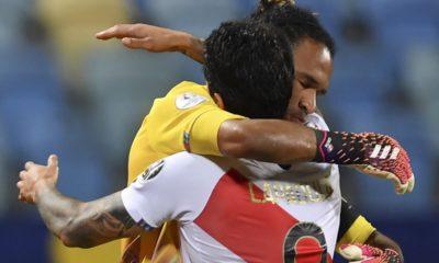 Perú se clasificó a las semifinales. Foto: Twitter