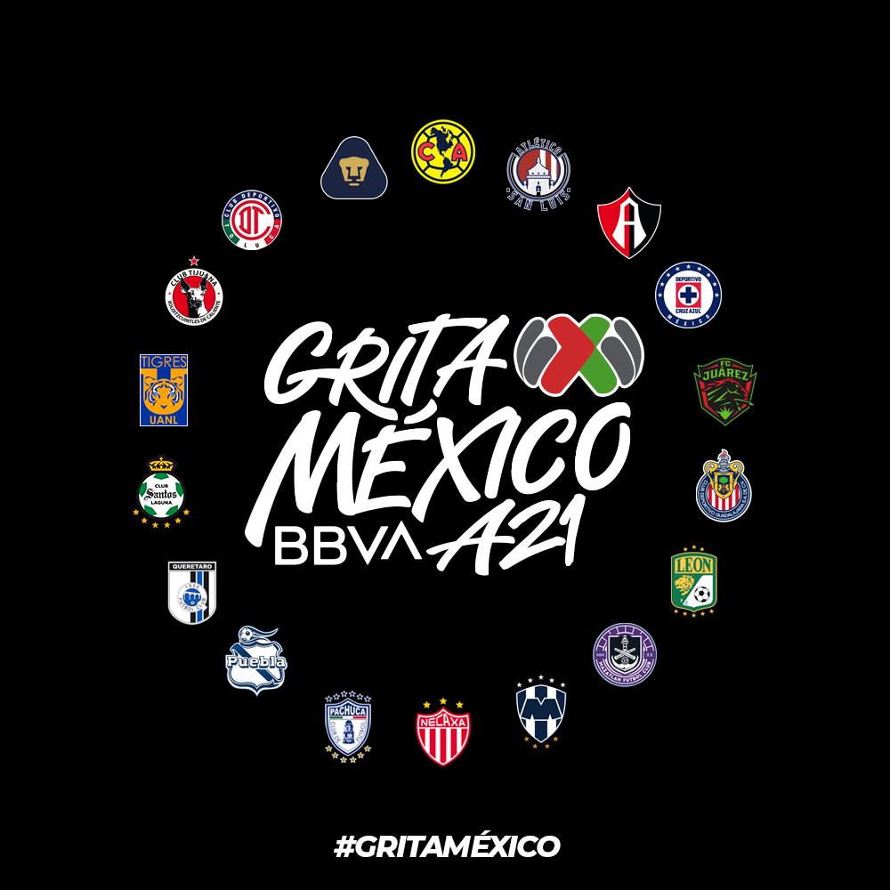 Presentan jornada 1 Liga MX. Foto: Twitter