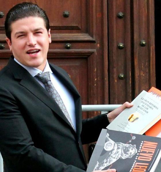 El gobernador electo de Nuevo León, Samuel García Sepúlveda