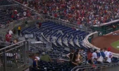 Suspenden juego de los Padres de San Diego tras registrarse tiroteo