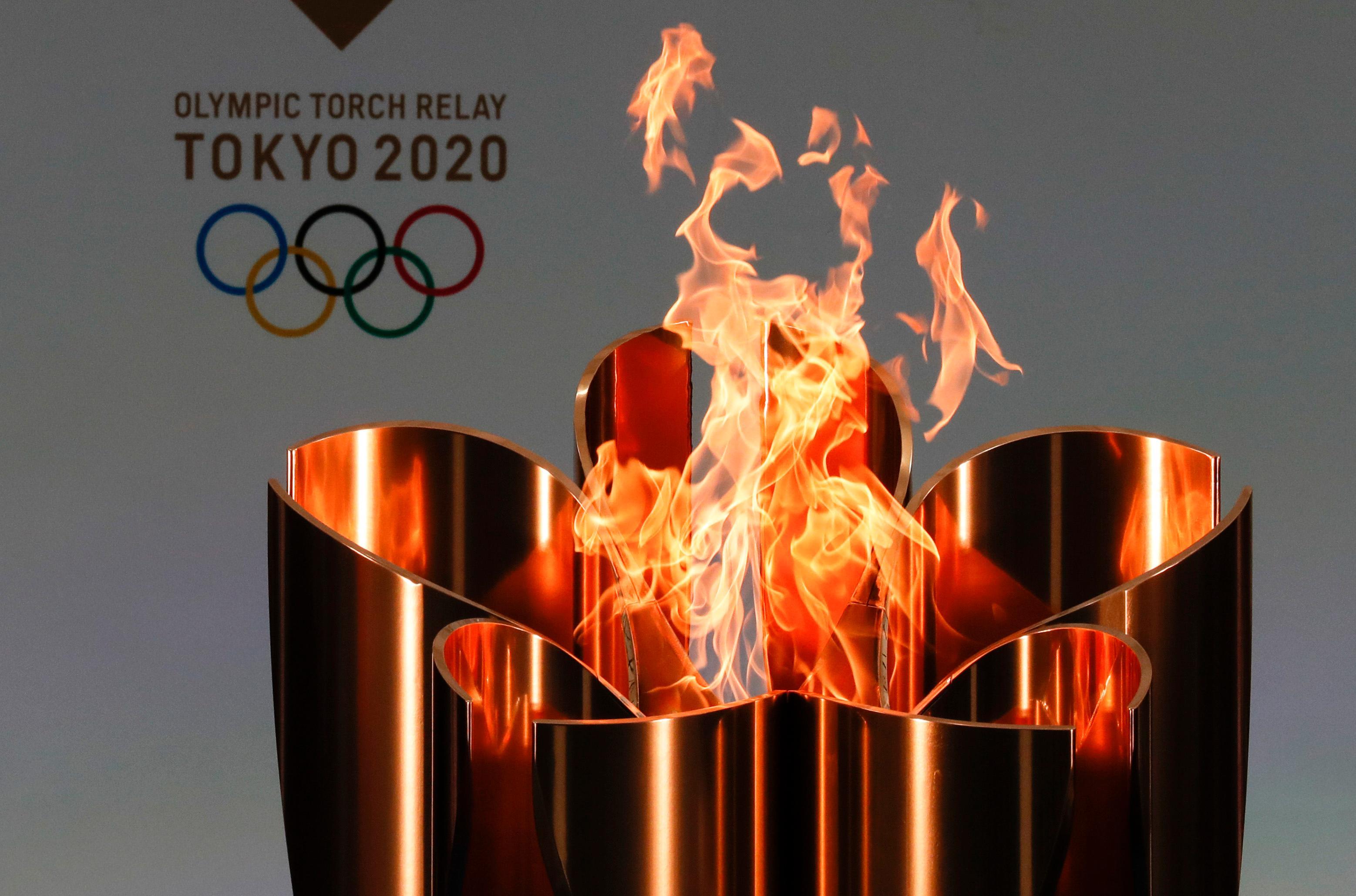 Se tambalean los Juegos Olímpicos de Tokio por Covid. Foto: Twitter