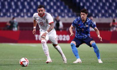 Selección Mexicana perdió con Japón. Foto: Miselección