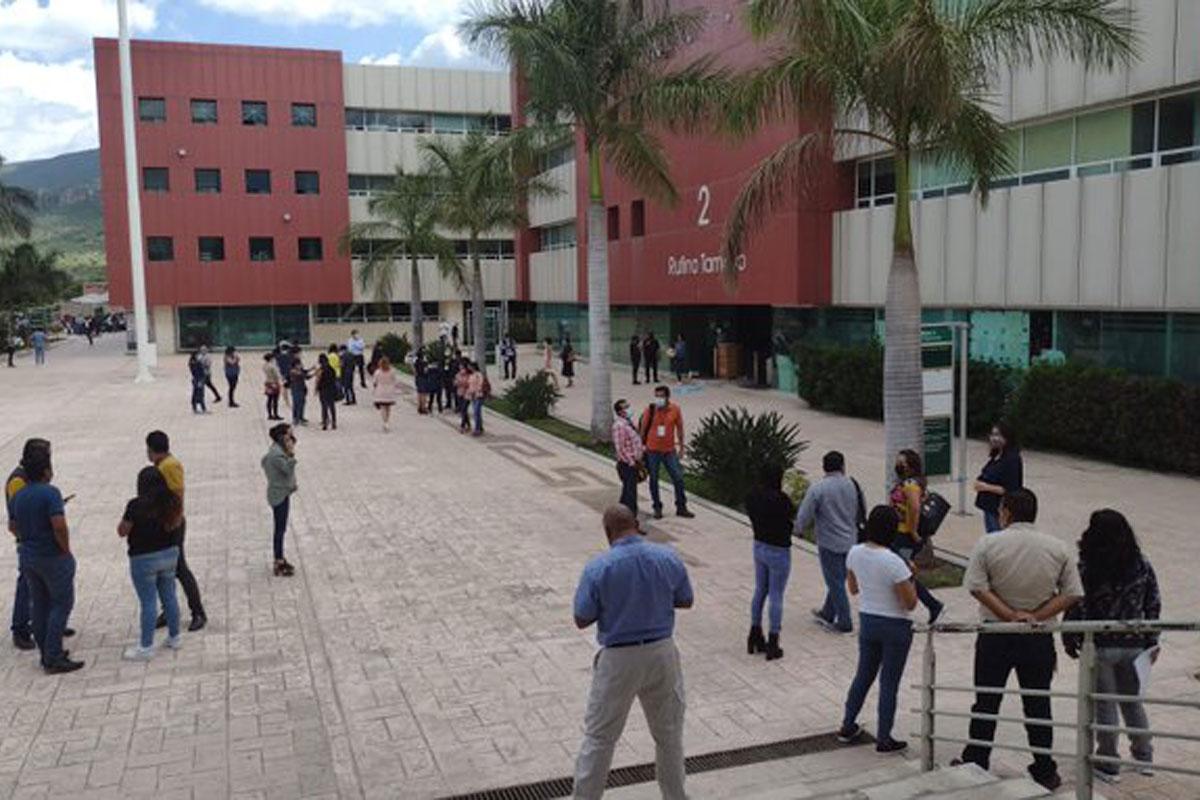 Sismo de 4.8 grados en Oaxaca; sin víctimas ni daños materiales
