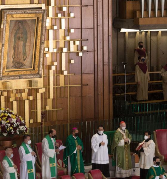 Reconoce AMLO a la Virgen de Guadalupe como símbolo nacional