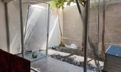 Explosión por acumulación de gas deja dos lesionados en Jalisco