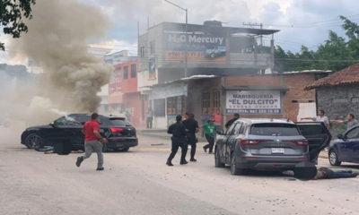 Balacera en Chiapas deja al menos tres muertos