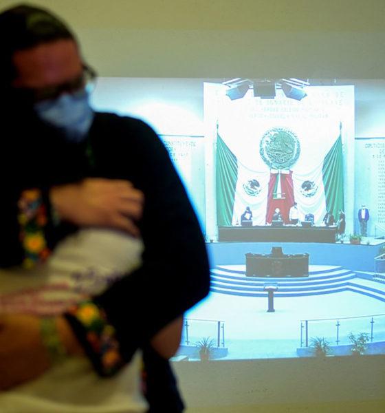 Laicos externan inconformidad por aprobación del aborto en Veracruz