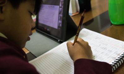 Hartazgo tecnológico, ¿Qué te dejó el primer ciclo escolar a distancia?