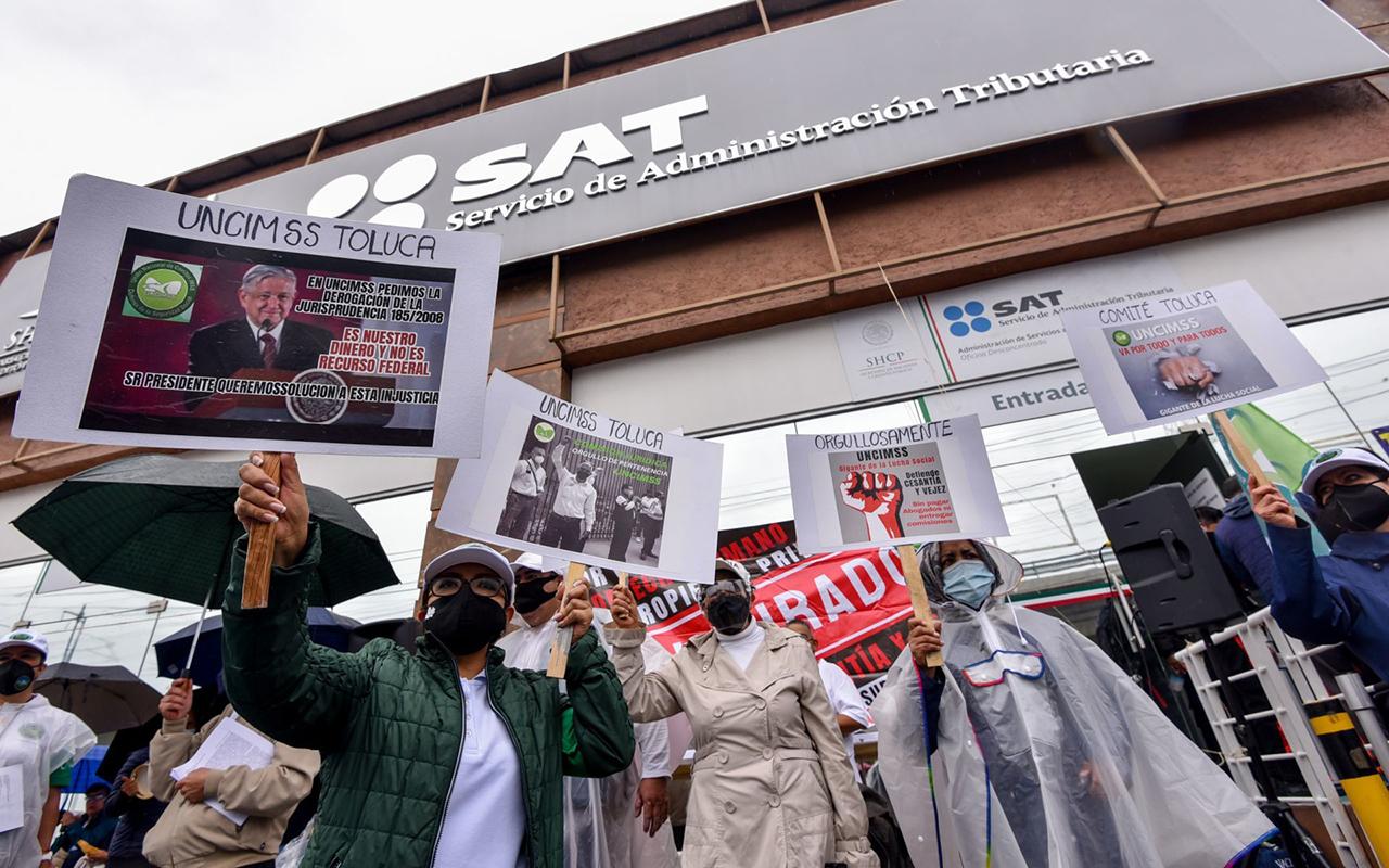 ¿En dónde están los fondos de ahorro de jubilados del IMSS?