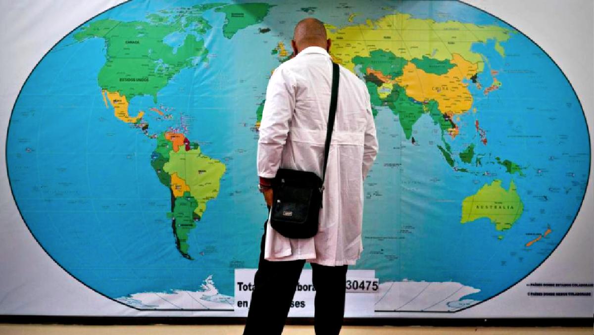 medicos cubanos - vacuna cubana