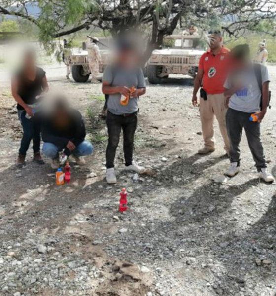Migrantes se pierden en desierto de Chihuahua