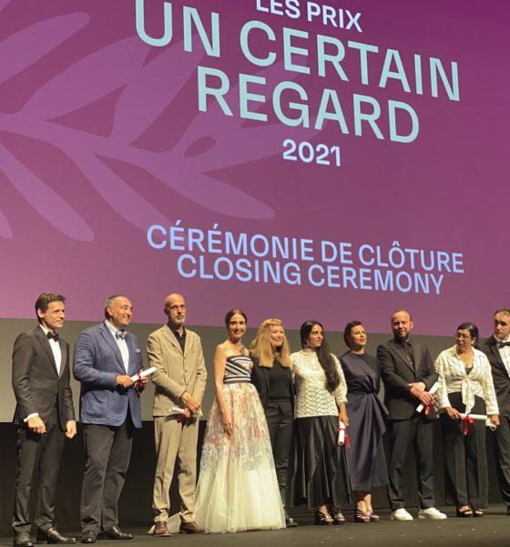 Noche de Fuego ganadora en Cannes