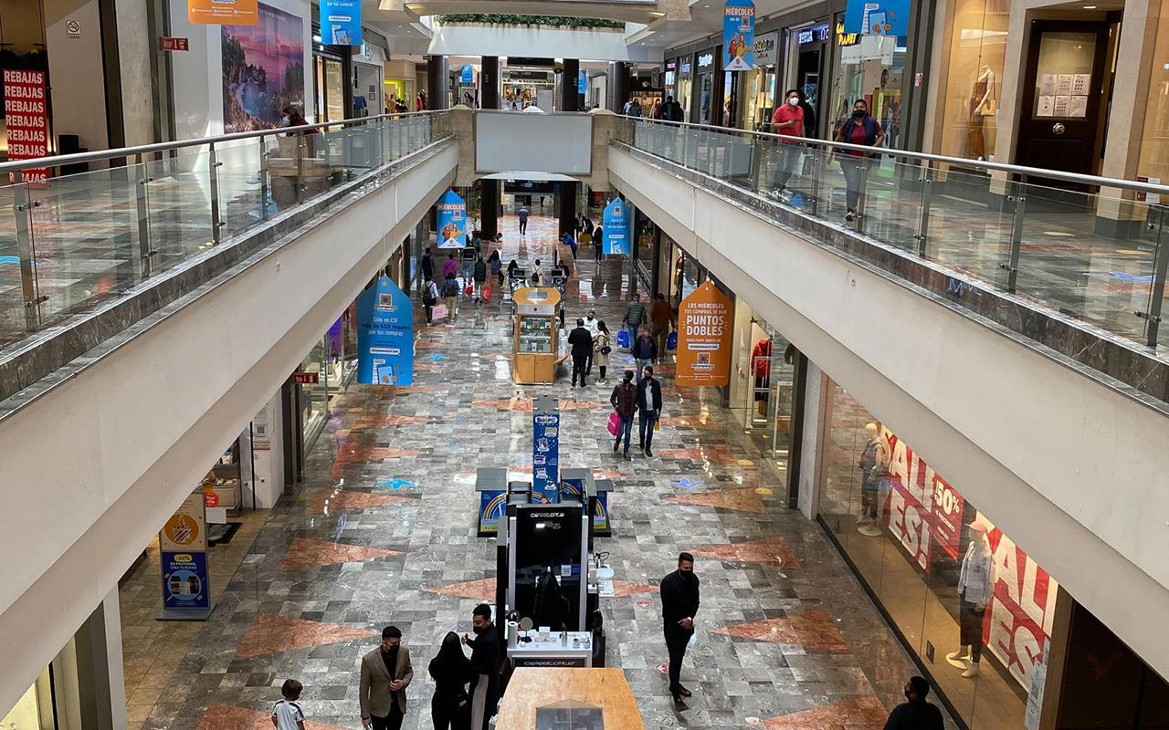 Estos centros comerciales harán pruebas Covid-19 gratis