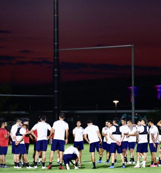 selección mexicana inicia actividad en Juegos Olímpicos. Foto: Twitter