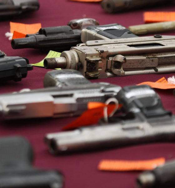 Tráfico de armas pone en jaque a México y Estados Unidos