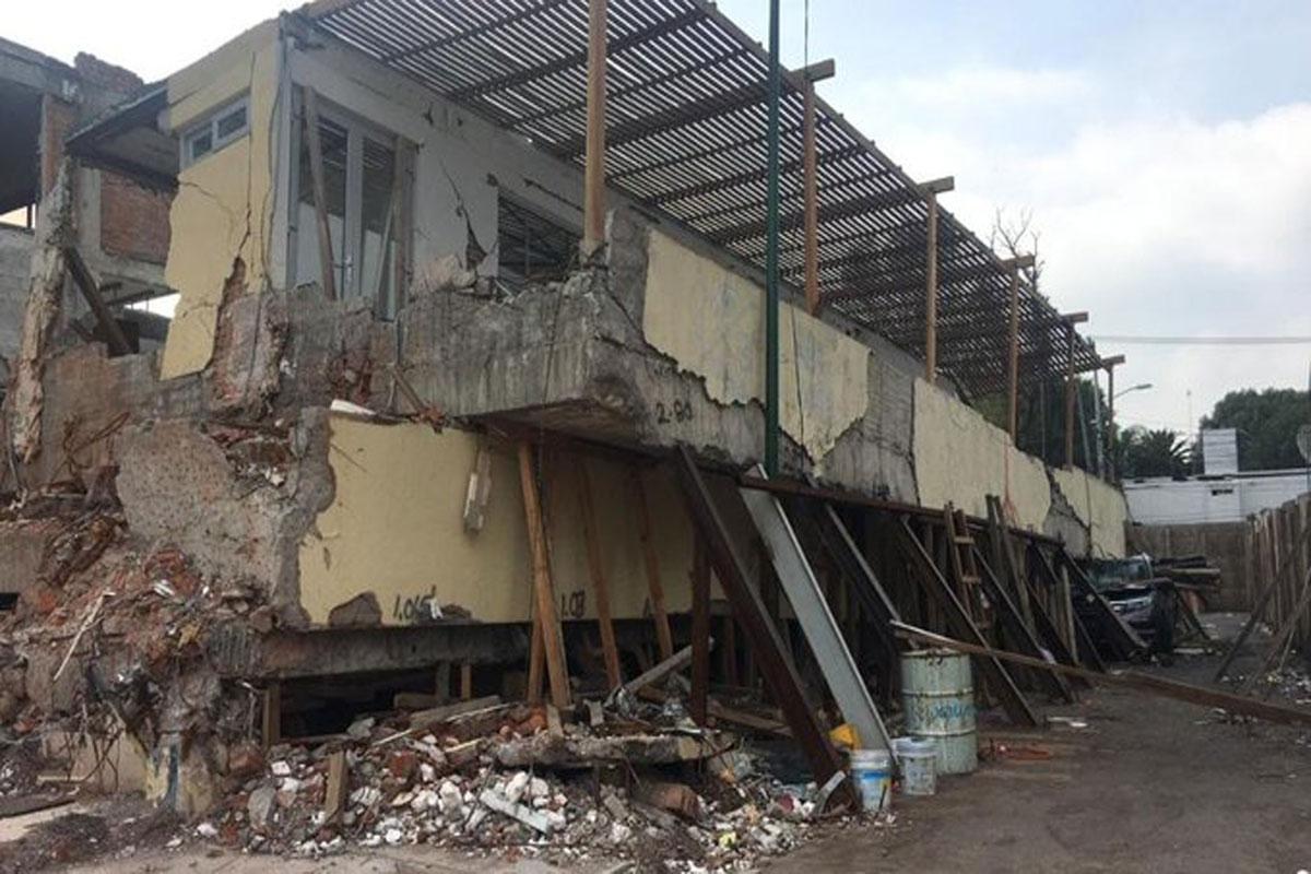 """Piden 270 años de cárcel para arquitecto del """"Rébsamen"""""""