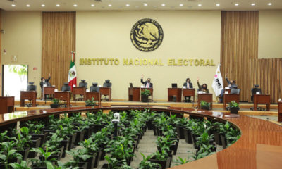 INE declara la pérdida de registro de tres partidos políticos