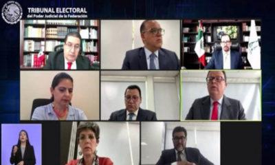 Suspenden sesión del TEPJF porque magistrados piden cuentas a su presidente