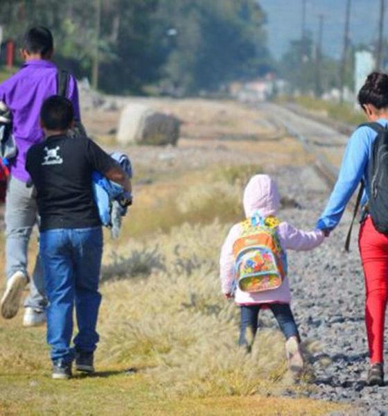 Rescatan a niños migrantes contagiados de Covid-19 en Veracruz