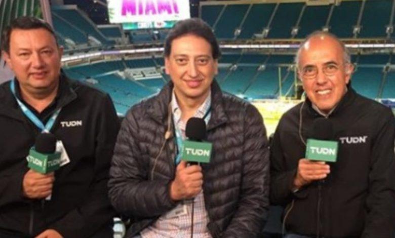 Asaltan a comentarista de Televisa Deportes. Foto: Twitter