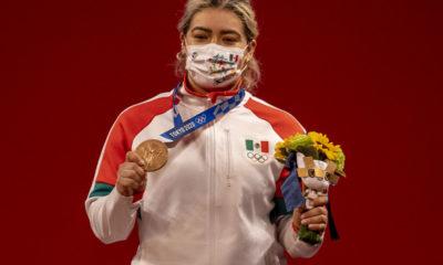 Atletas mexicanas llevan la batuta en Juegos Olímpicos. Foto: COM
