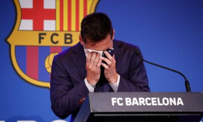 Barcelona se deshace de sus figuras. Foto: Twitter