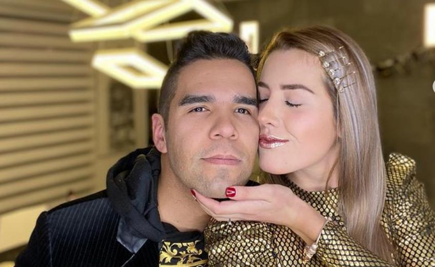 Emir Pabón y Stefanía de Aranda