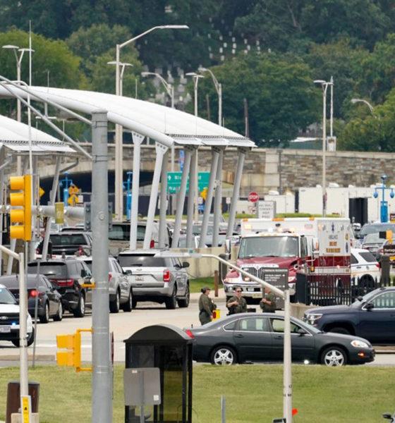 Cierran el Pentágono por tiroteo en estación del metro; un muerto