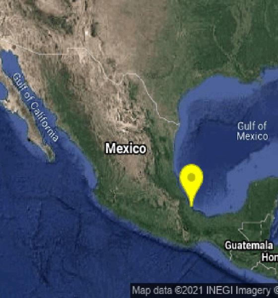 Se registra sismo de 4.9 grados... en Veracruz; no hay daños, pero si memes