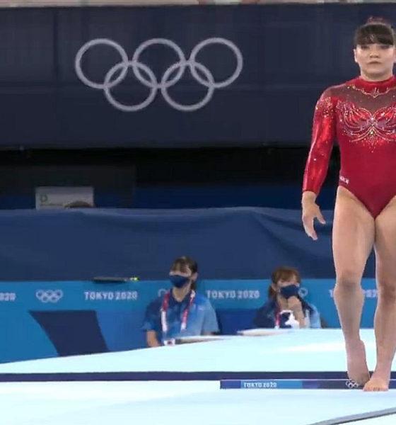 Alexa Moreno... a décimas de la medalla en Tokio 2020, pero hace historia