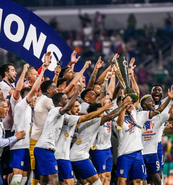 Estados Unidos derrota a México en la final de la Copa Oro, gol en tiempos extra