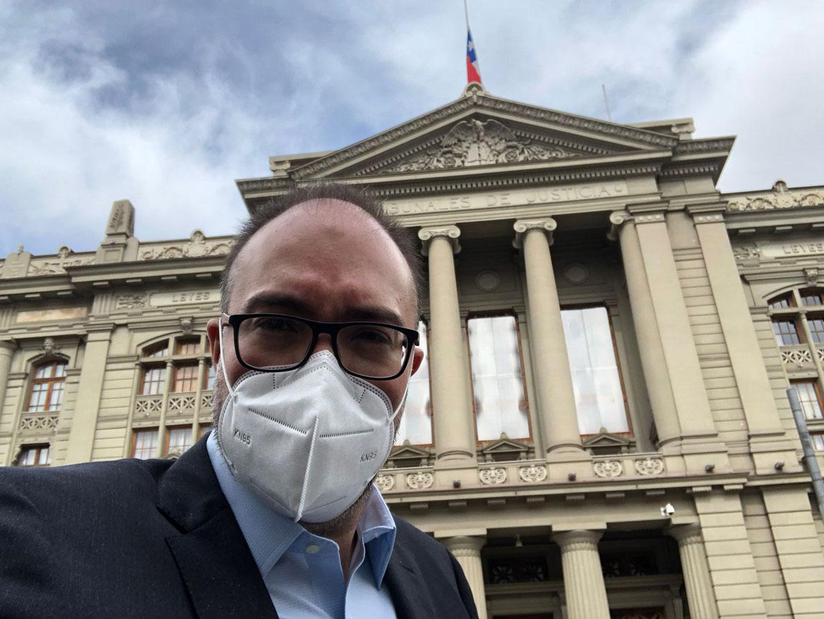 """""""No me voy a poner de a pechito"""" porque """"no creo en la justicia mexicana"""": Toledo"""