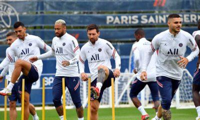 Fecha para que Messi debute con el PSG. Foto: Twitter